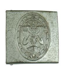 German WWII ORG TODT belt buckle